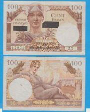 Billet du Trésor 100  Francs SUEZ Novembre 1956   Z.2  Rare billet