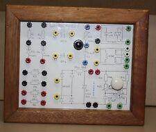 Electronic Teaching Lab NE-05 Control Board ex TAFE  training equipment