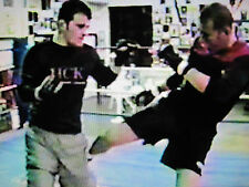 Quick Kills- Erik Paulson jiu jitsu Mma Ufc Martial Arts Dvd Karate Street Fight