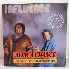 "MAXI 12"" INFLUENCE Africa chance .. 10807"