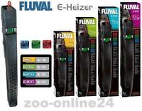FLUVAL E-Aquarium-Heizer 50-100-200-300 Watt Heizstab & LCD-Thermometer-Anzeige