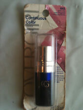 COVERGIRL CONTINUOUS COLOR LIPSTICK #445 PINK CHIC
