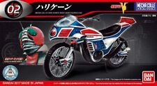 [FROM JAPAN]Mecha Collection Kamen Rider Series Hurricane Plastic Model Bandai