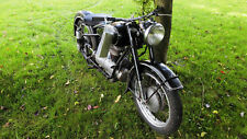 Motorrad BMW R 25/3 original condition 1954