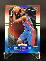 SEKOU DOUMBOUYA 2019-20 Panini Prizm - RED WHITE BLUE PRIZM Rookie RC #261 🔥📈