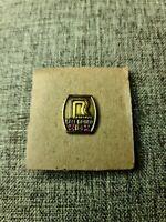 Vintage Roadway Trucking 16 Years Safe Driver Award Pin 1/10 10k Gold Gems
