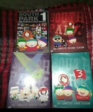 South Park - The Complete First, second, third and fourth season
