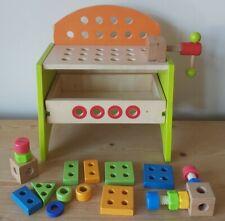 Childrens Wooden Work Bench