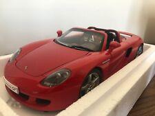 AUTOart 78044 Porsche Carrera GT Red 1:18 Diecast Car