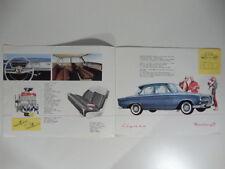 Aronde. Catalogo pubblicitario delle automobili