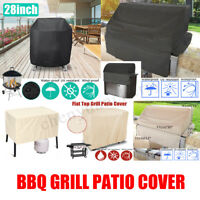 BBQ Cover Burner Gas Grill Top Barbecue Charcoal Waterproof Outdoor Protector