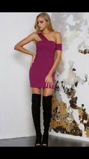 NWT Runaway the Label Elixir Dress Magenta Size Small US 4