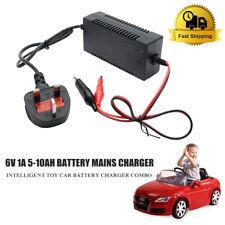 6v 5-10Ah Toy Car Volt Sealed Lead Acid Battery Charger for Motorbike Durable