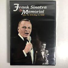 FRANK SINATRA MEMORIAL Concert Tribute (DVD, 1999)