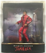Michael Jackson Thriller collection doll figure  Playmates 2010