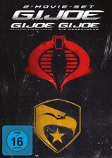 2 DVDs * G.I. JOE - DIE ABRECHNUNG / G.I. JOE - GEHEIMAUFTRAG COBRA # NEU OVP =