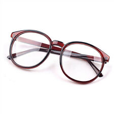 Men Retro Round Frame Vintage New Women Eyeglasses Glasses Cute Fashion Unisex