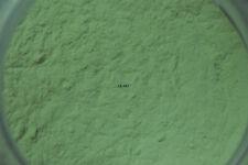 1426.08 - 1 OUNCE SPRING GREEN BULLSEYE GLASS POWDER FRIT 90 COE FUSIBLE
