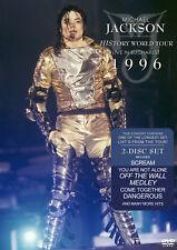 Michael Jackson-History Tour Live in Bukarest DVDs (2016) Michael