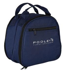 Pooleys double headset bag *Bestseller*