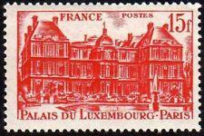 FRANCE  804 ** MNH Palais du Luxembourg à Paris 1948