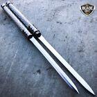 25' NINJA SAMURAI Dual Blade TWIN SWORDS Katana Japanese Combat COSPLAY Knife