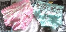 Cotton Blend Briefs Floral Women's Singlepack