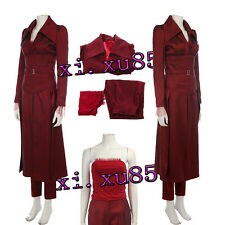 New Exclusive X-Men The Phoenix Cosplay Costume Dress All Size Pretty Women Suit