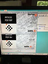 AGFA Pdf Rip Series 3