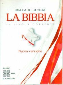 @C23 Parola del Signore. La Bibbia in lingua corrente Il capitello