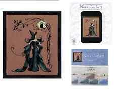 Nora Corbett Mirabilia Cross Stitch PATTERN & EMBELLISHMENT PACK Minerva NC221