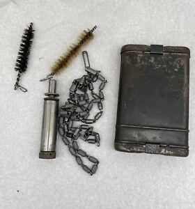 WW2 German Mauser K98 G43 Cleaning Kit 98k arr 4 WaA