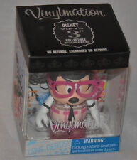 New! Sealed! Disney VINYLMATION Nerds MINNIE MOUSE (Fast Shipping!) Glasses