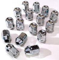 wheel closed nuts lugs bolts M12x1.25, 19mm Hex, Tapered Seat - Alfa x 16