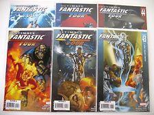 Ultimate Fantastic Four - #41-44 + Annual #1 +2 - High Grade - Six Books