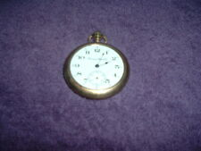 Gold Pocket Watch Not Running Parts. New listing