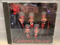 Celebrate The Joy by Main Street Boys CD