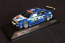 Minichamps Opel Vectra GTS V8 DTM 2005 1:43 #12 Manuel Reuter (GER)