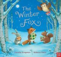 (Good)-The Winter Fox (Hardcover)-Timothy Knapman-0857633961