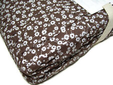 Pottery Barn Kids Jacqueline Ditsy Floral Dots Full Queen Duvet Cover New