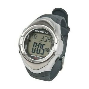 Sportline SX Universal Combo ECG Heart Rate Monitor Watch with Chest Belt