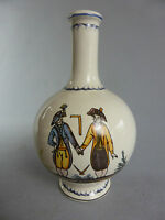 MASONIC LITTLE BOTTLE FREEMASONRY FLACON FRANC MACON PERSONNAGES
