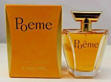 Poeme By Lancome L'Eau De Parfum Spray 3.4 Oz For Women NEW IN BOX