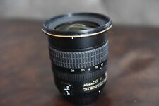 Nikon Zoom-NIKKOR 12-24mm f/4 AS DX G SWM AF-S IF ED M/A Lens