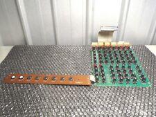 Okuma XPS-454 XPS-356 XPS-390 CNC Control Board Buttons Okuma 5000 LSC PCB