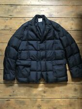 Aspesi Down Filled Smart Sports Jacket Navy Size XXXL Also Fits XL-XXL RRP £495