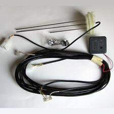 Fresh + Waste Grey water tank level monitor kit CBE CARAVAN CAMPER MOTORHOME RV