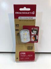 Blackburn Bicycle Lights And Reflectors For Sale Ebay