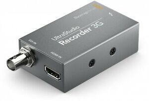 Blackmagic UltraStudio Recorder 3G Streaming-Zubehör Zubehörpakete