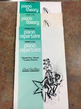 David Carr Glover Piano Library Mixed Books Levels Primer-6
